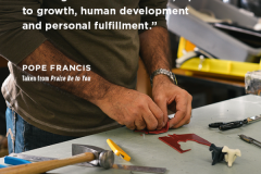 pope-francis-praise-be-to-you-work-meaning-of-life