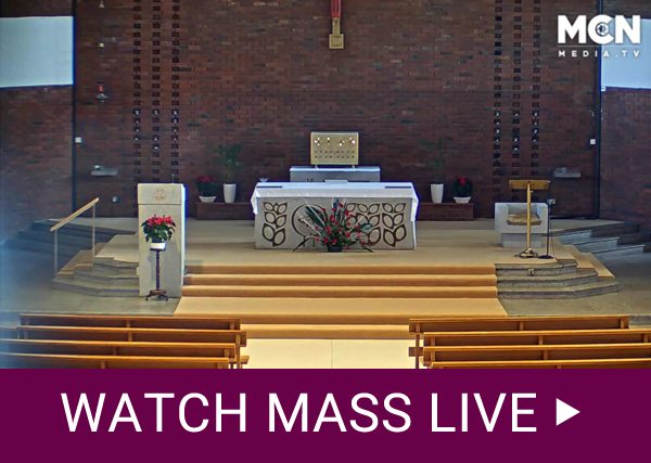 Watch Mass Live in Church of St. Laurence O'Toole, Kilmacud