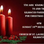 Carol Service Kilmacud Parish
