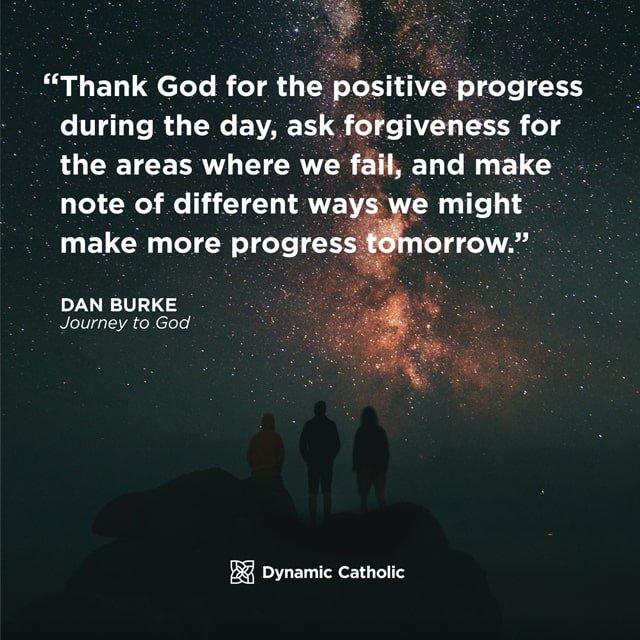 Dynamic Catholic Daily Reflection