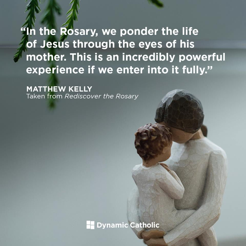 Dynamic Catholic Daily Reflection
