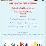 Multi-faith Exam Blessing