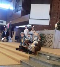 Christmas Day Navity Play Kilmacud Parish