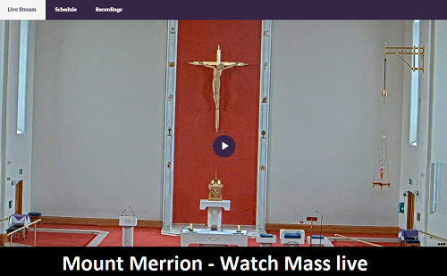 Mount Merrion Parish Webcam