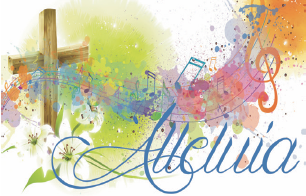 Easter Sunday, Alleluia Christ has risen