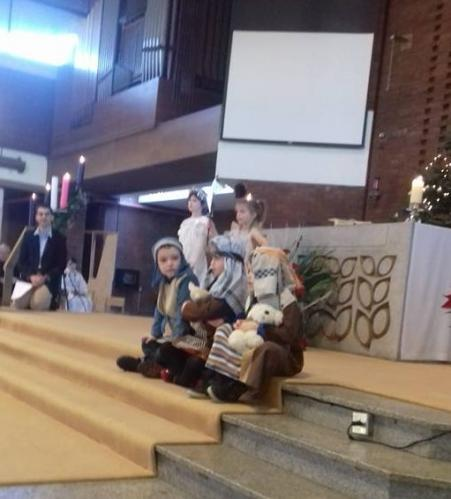 10am Christmas Morning Nativity Play