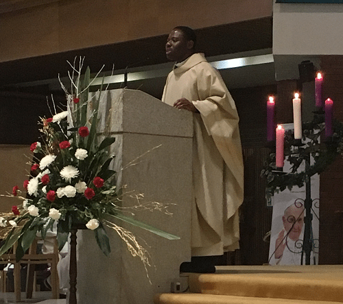 Fr Clement Christmas 2017